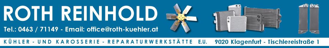 Kühler und Karosserie Reparaturwerkstätte Roth, Klagenfurt in Kärnten